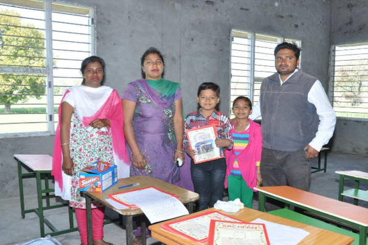 Bachpan International Public School-Parent Teacher meeting