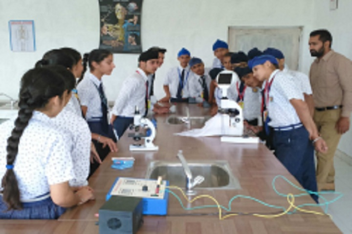 Bachpan International Public School-Physics Lab