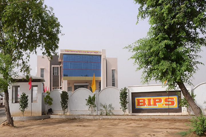 Bachpan International Public School-Campus-View full