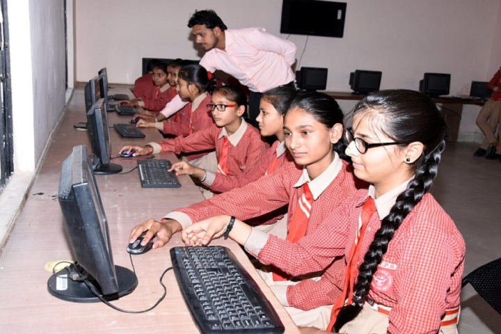Bal Vatika Public School-IT-Lab