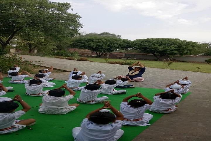 Bal Vatika Public School-Yoga