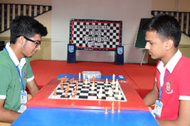 Bawa Lalvani Public School-Chess
