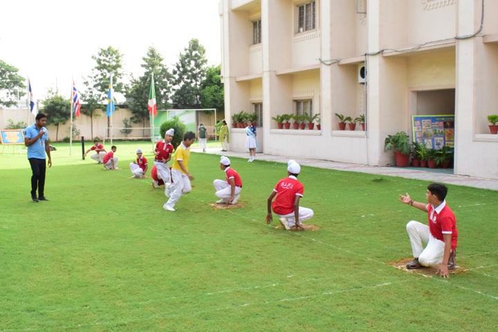 Bawa Lalvani Public School-Kho Kho