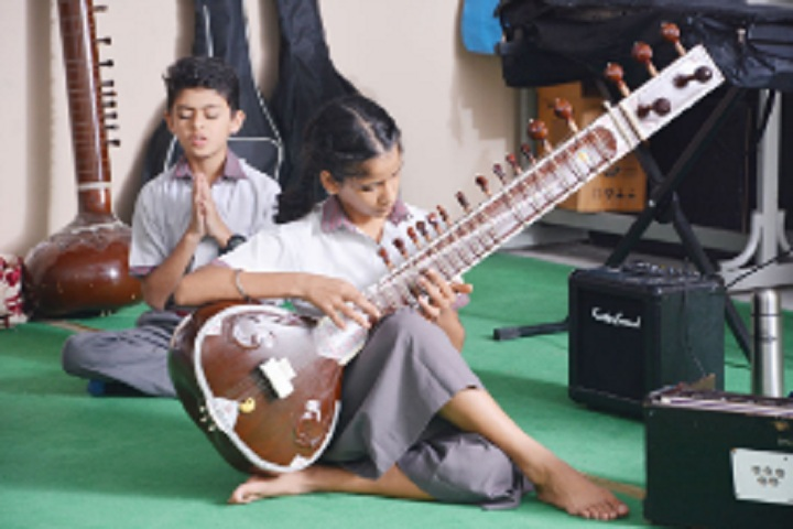Bawa Lalvani Public School-Music Room