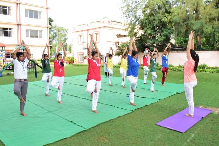 Bawa Lalvani Public School-Yoga