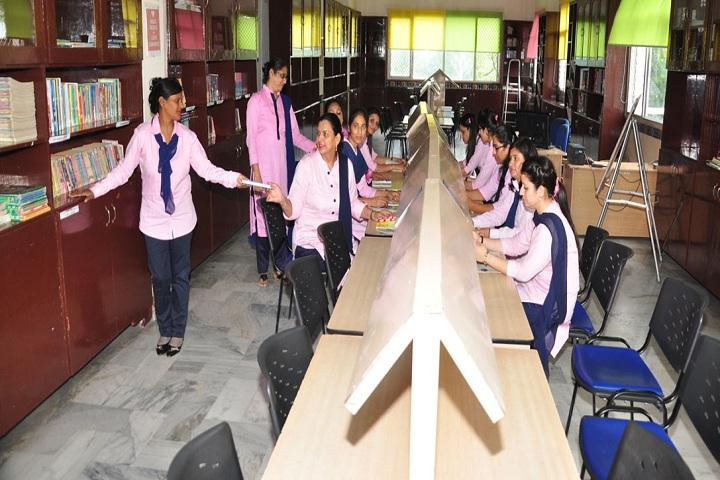 Bawa Lalvani Public School-Library