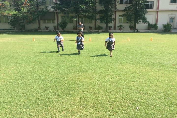 Bawa Lalvani Public School-Sports running