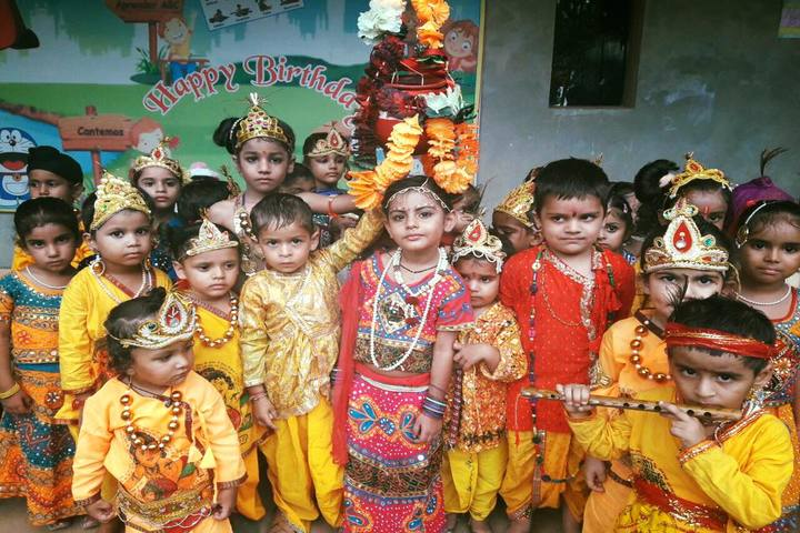 BBSB Convent School-Festivals
