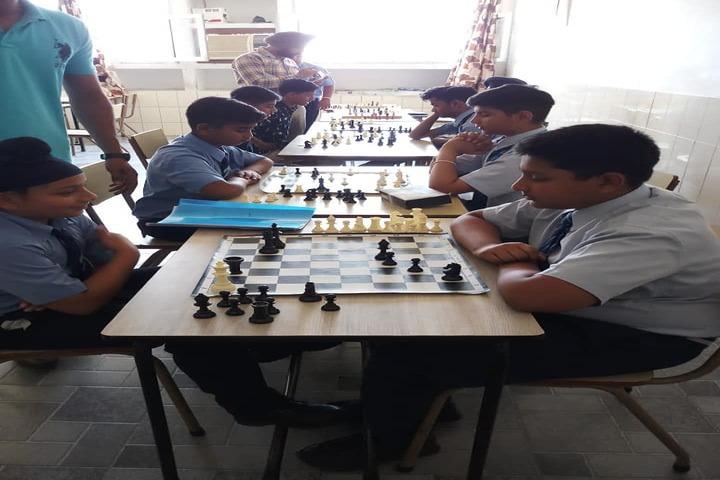 BBSB Convent School-Games