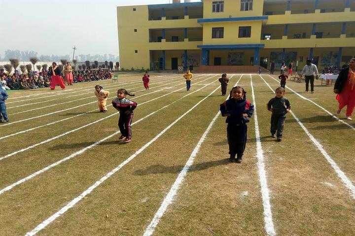 BBSB Convent School-Sports