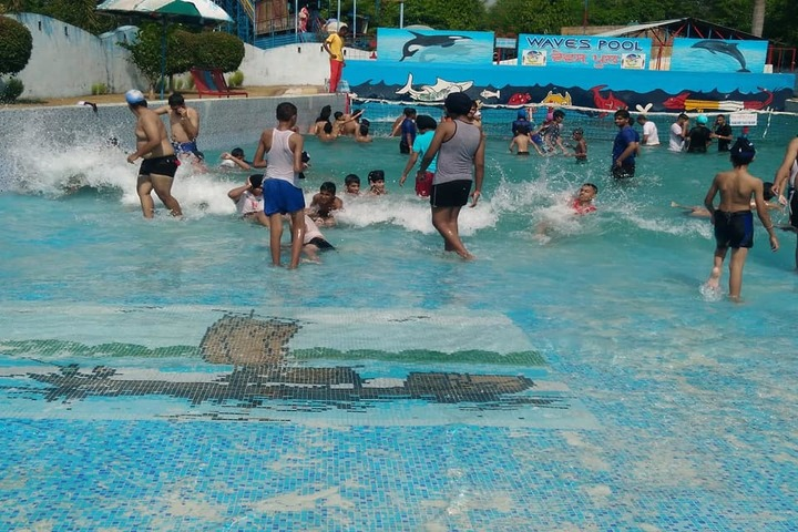 BBSB Convent School-Swimming
