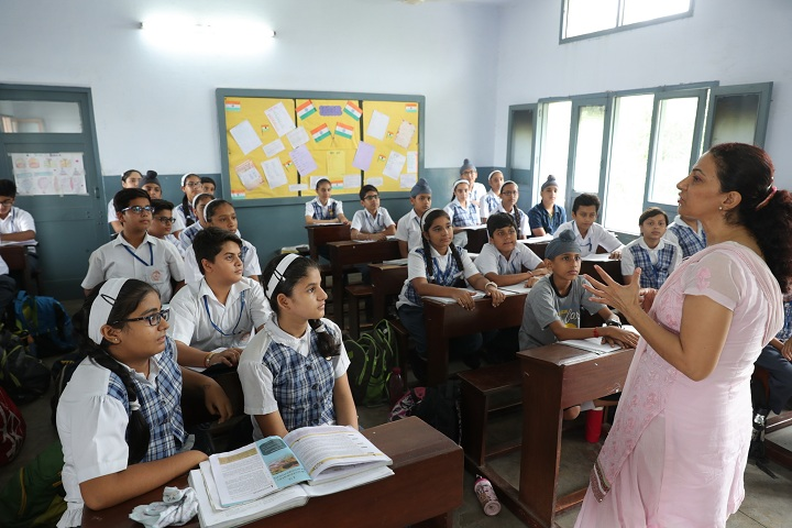 Bcm Arya Model School-Classroom