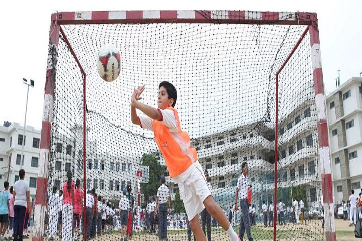 Bcm Arya Model School-Sports