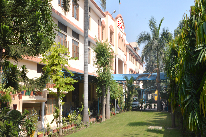 Bcm School-Campus View