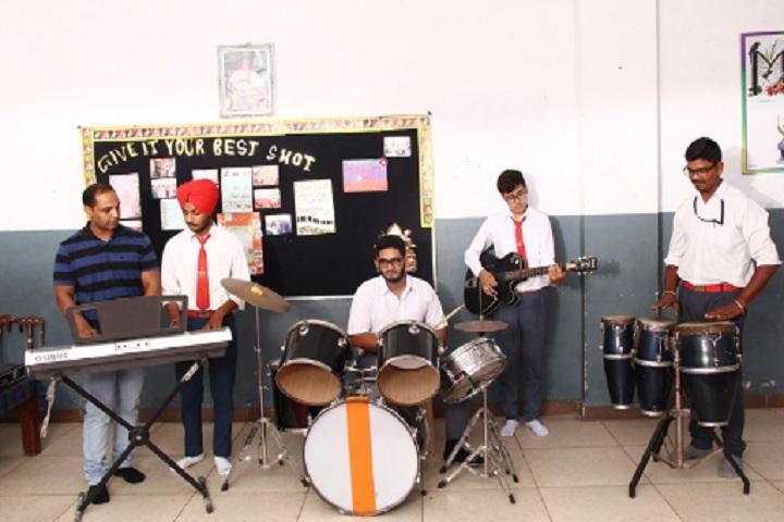 BCM School-Music Room