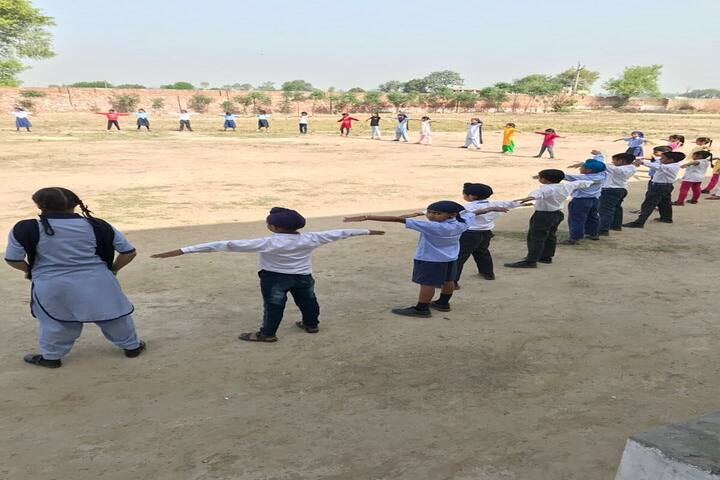 Bhai Behlo Public School-Activity