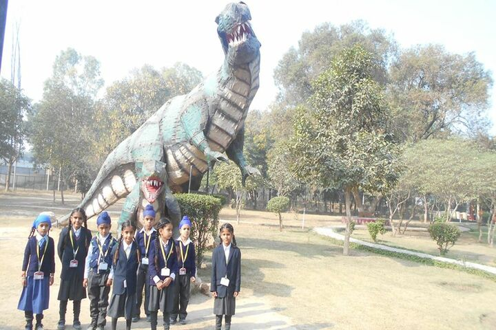 Bhai Behlo Public School-Tour
