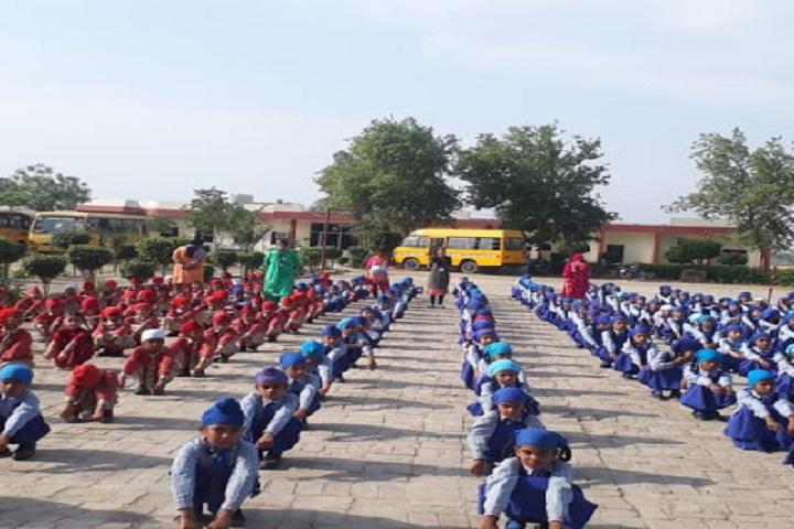 Bhai Daan Singh Akal Academy-Assembly
