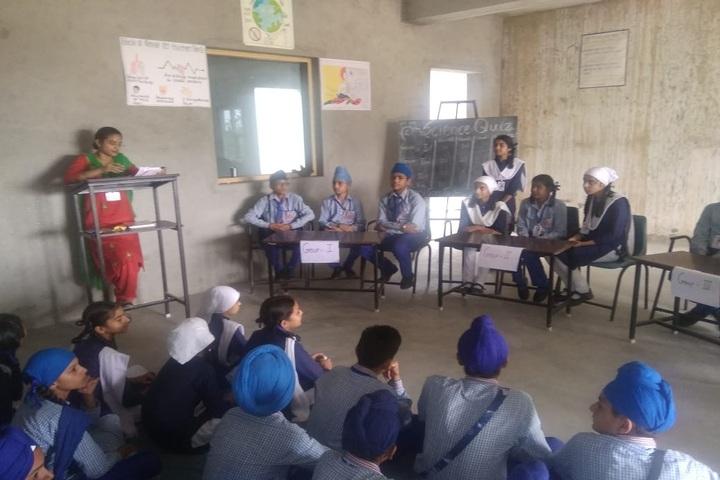 Bhai Daan Singh Akal Academy-Quiz