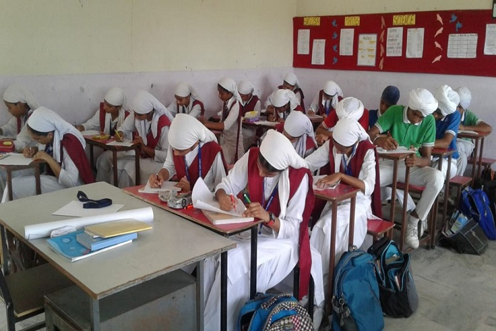 Bhai Gurdas Academy-Classroom view