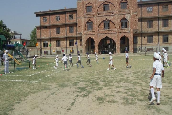 Bhai Gurdas Academy-Sports football