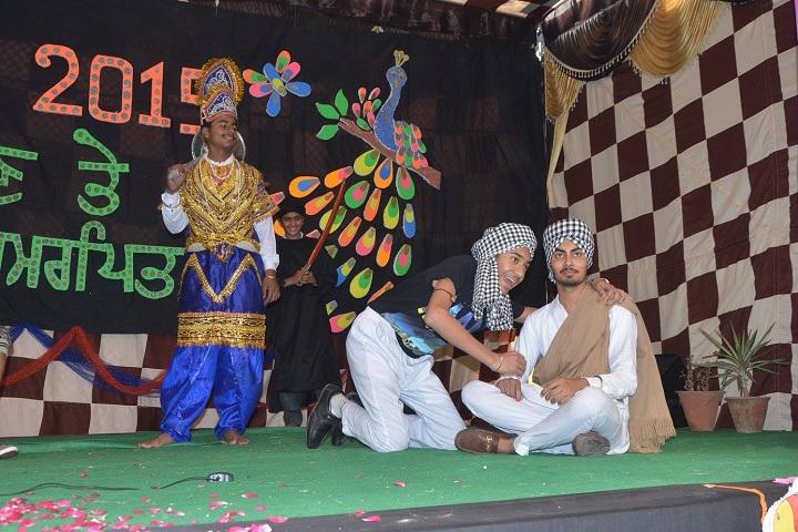 Bhai Gurdas Academy-Events programme