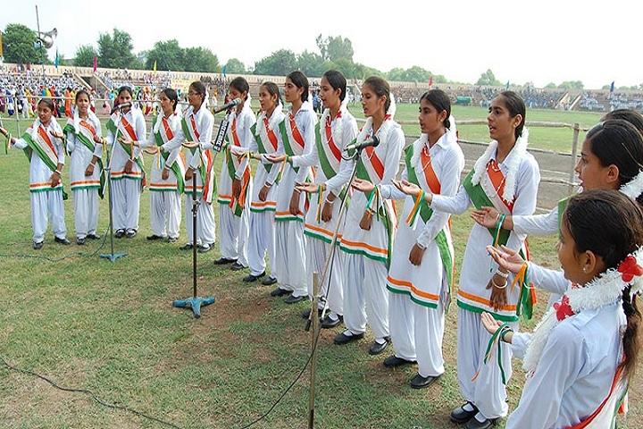 Bhai Mastan Singh Public School-Events independance day programme