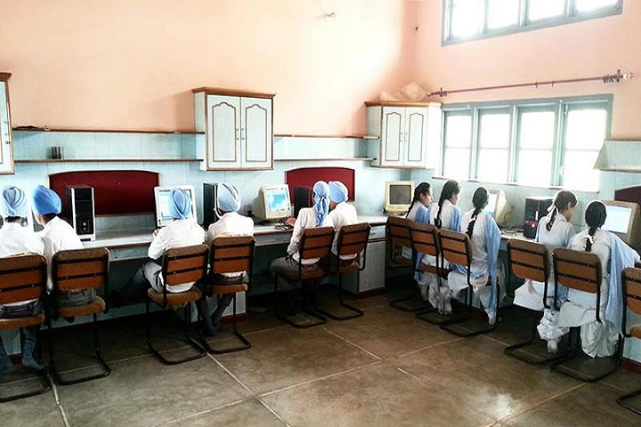 Bhai Mastan Singh Public School-IT-Lab full view