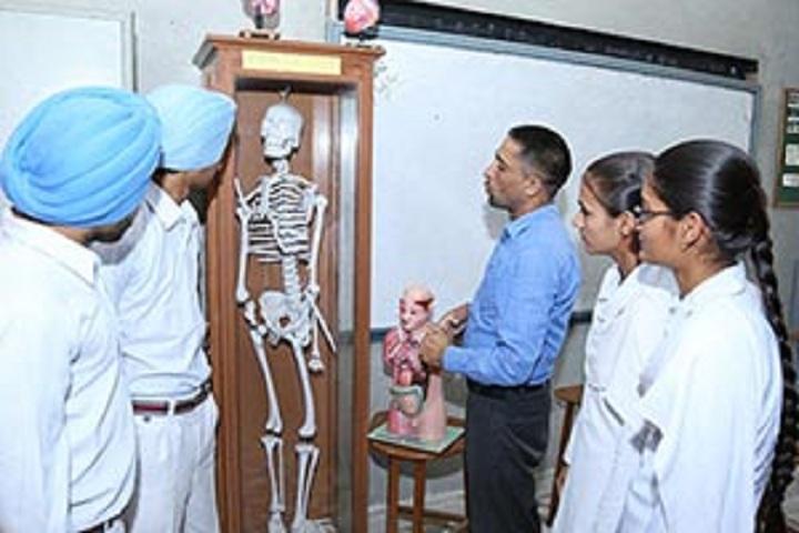 Bhai Mastan Singh Public School-Laboratory biology