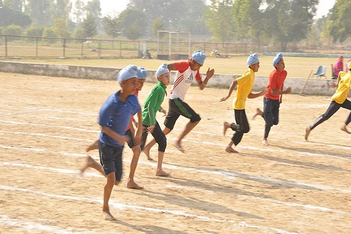 Bhai Mastan Singh Public School-Sports