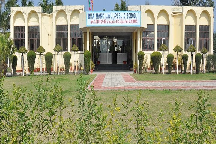 Bhai Nand Lal Public School-Campus-View