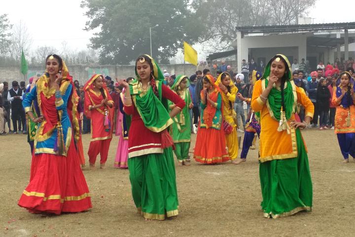Bhai Nand Lal Public School-Events programme