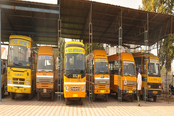 Bhai Nand Lal Public School-Transport