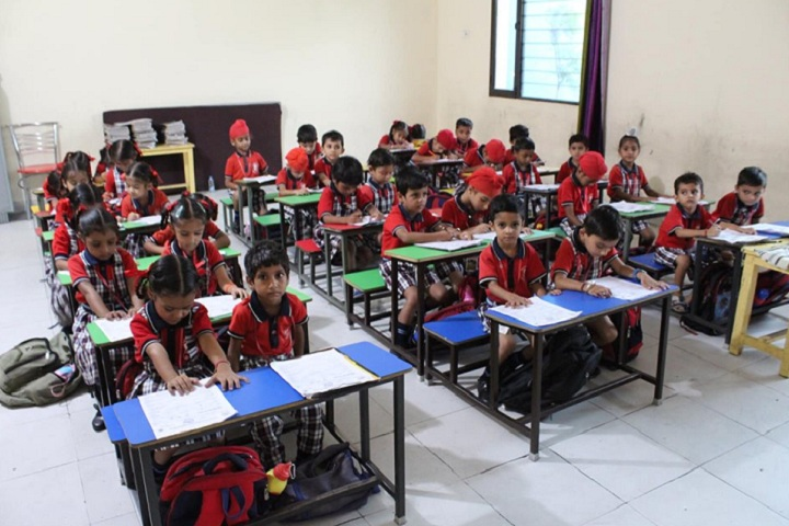 Bhai Roop Chand Convent School-Classroom junior