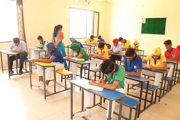 Bhai Roop Chand Convent School-Classroom