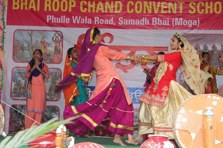 Bhai Roop Chand Convent School-Events dance
