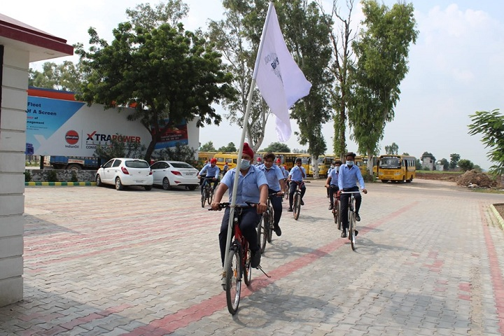 Bhai Roop Chand Convent School-Others rally