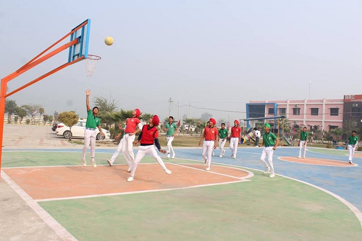 Bhai Roop Chand Convent School-Sports basketball