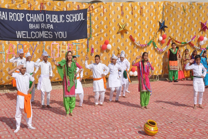 Bhai Roop Chand Public School-Events programme