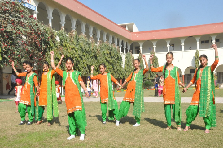 Bhai Roop Chand Public School-Events