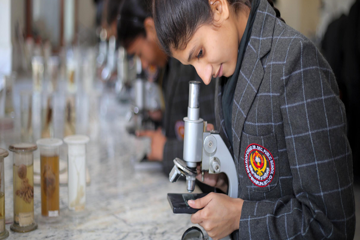 Bhai Roop Chand Public School-Laboratory