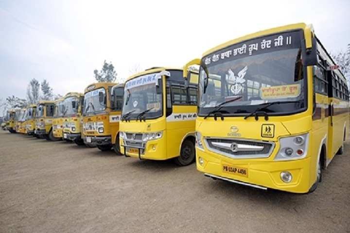 Bhai Roop Chand Public School-Transport