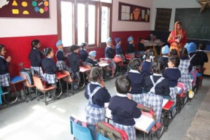 Bhai Sahib Randhir Singh Academy-Classroom junior
