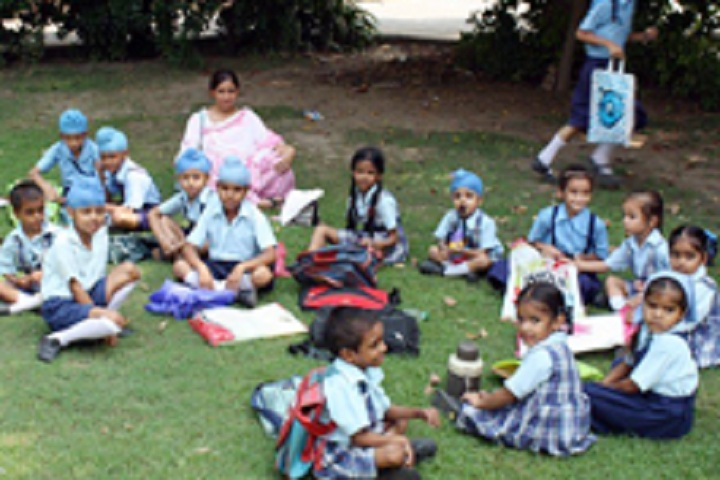 Bhai Sahib Randhir Singh Academy-Others playground