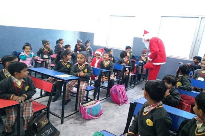 Bhartiya Public School-Classroom