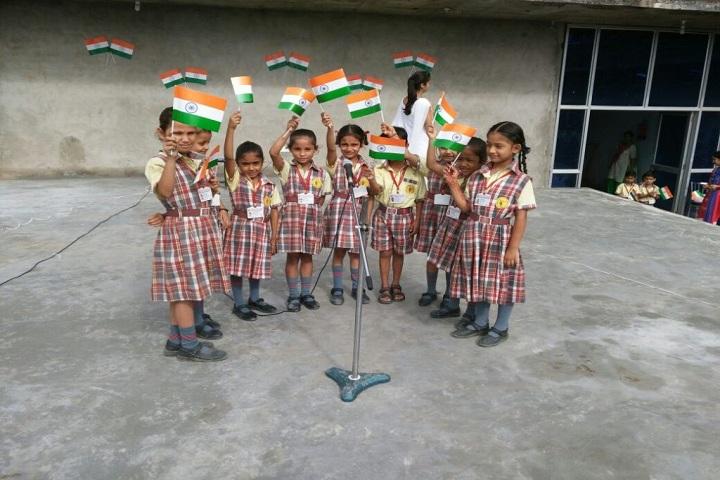 Bhartiya Public School-Events independance day