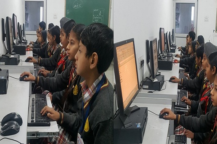 Bhartiya Public School-IT-Lab