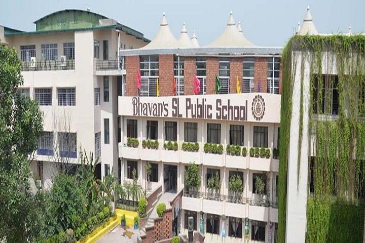 Bhartiya Vidya Bhawan Sachan Lal Public School-Campus-View