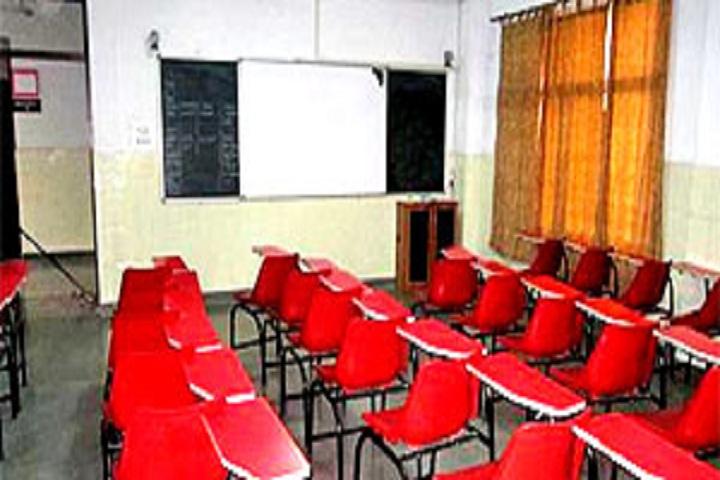 Bhartiya Vidya Bhawan Sachan Lal Public School-Classroom