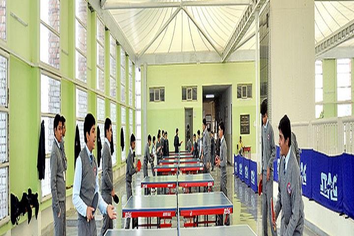 Bhartiya Vidya Bhawan Sachan Lal Public School-Sports table tennis